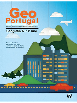 GeoPortugal 11.º Ano - Manual do aluno
