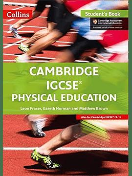 Cambridge IGCSE Physical Education
