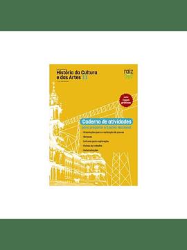 História da Cultura e das Artes - 11.º Ano - Caderno de atividades
