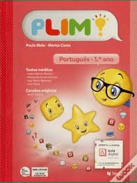 Plim - Português 1.º Ano - Manual do Aluno