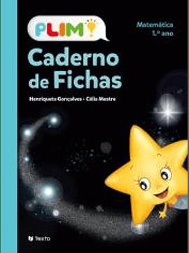 Plim- Matemática 1.º Ano - Caderno de Atividades