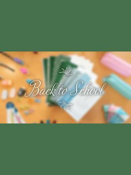 Conjunto de Material Escolar - Berçário - 1 ano