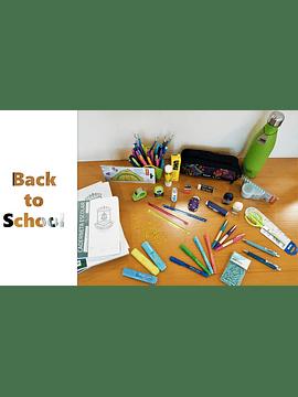 Conjunto de Material Escolar - 3.º Ciclo