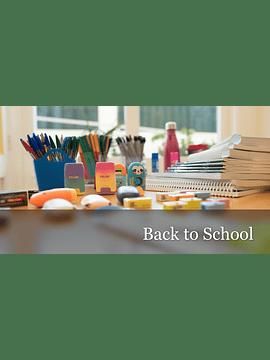 Conjunto de Material Escolar - 1.º Ciclo - 3.º ano