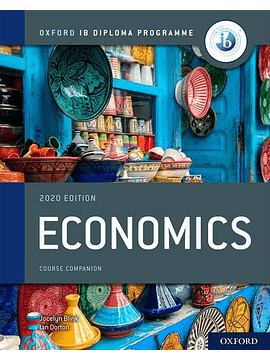 IB Diploma Programme Economics Course Companion 3rd Edition