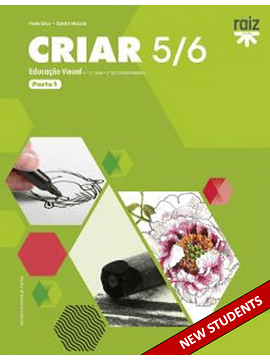 Criar - Educação Visual - 5.º / 6.º anos - Manual do aluno
