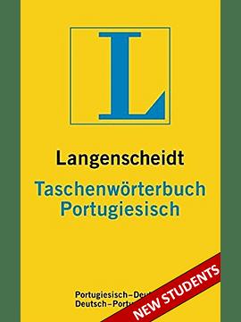 TASCHENWÖRTERBUCH PT/DT - DT/PT + Online