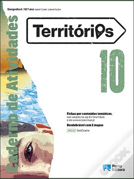 Territórios 10 - caderno de atividades