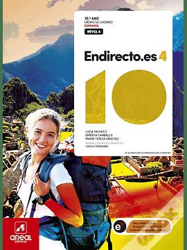 En directo.com 4 - Espanhol - Nível de Continuação 10 º Ano