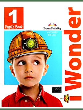 i WONDER 1 Livro do aluno + ebook