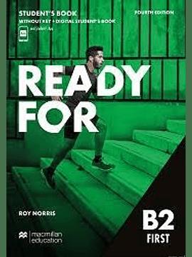 Ready for B2 First Workbook ePK