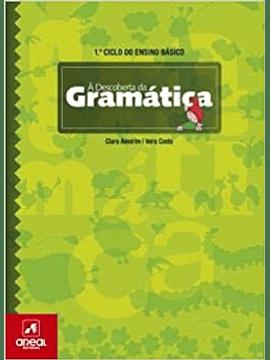 Gramática: À Descoberta da Gramática 1º Ciclo