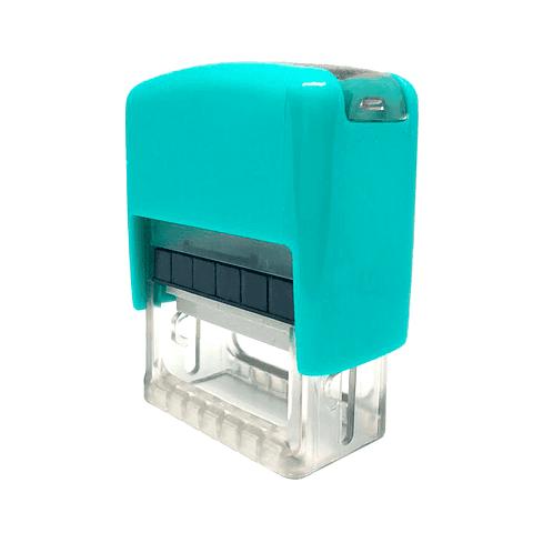Timbre Automatico de escritorio 3,6x1,4 cm - Educativo