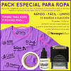 Pack textil