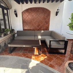 Sofá Seccional Chaise Cabo Izquierdo