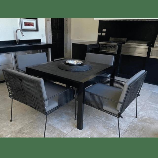 Mesa Dinning SQ Cabo