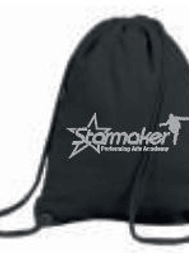 Starmaker PAA Drawstring bag