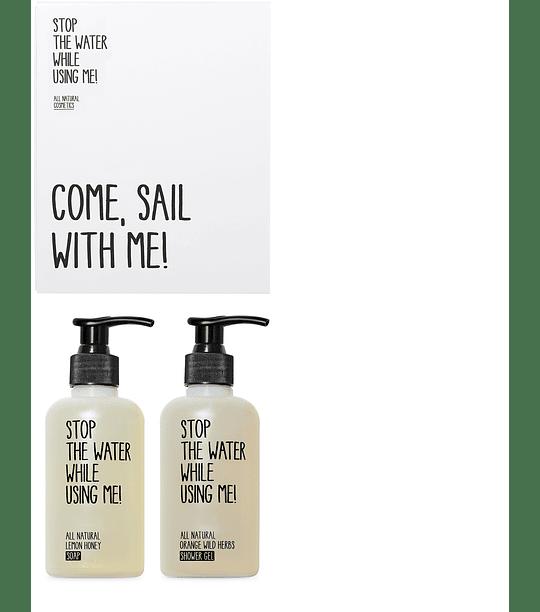 Jabón + Gel de ducha
