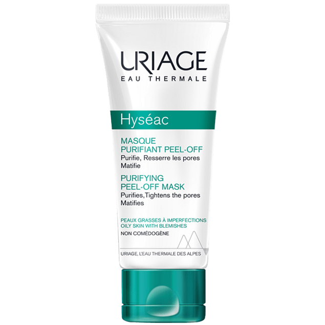 HYSEAC MÁSCARA PURIFICANTE PEEL OFF