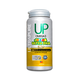 UP OMEGA 3 JUNIOR ULTRA DHA NEWSCIENCE