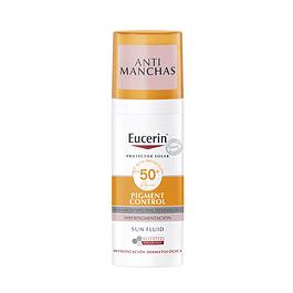 EUCERIN SUN FACE PIGMENT CONTROL FPS+50  50ML