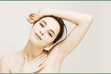 Cuidado de la piel en zonas especiales