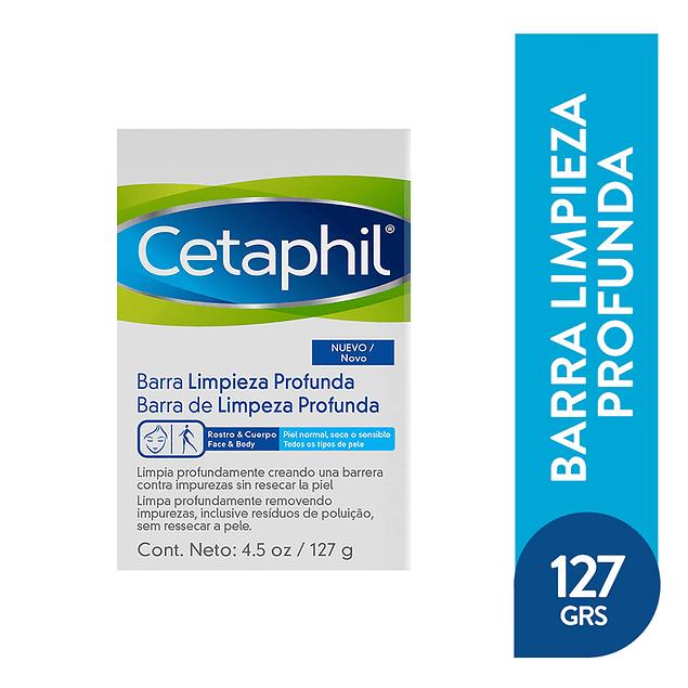 Cetaphil Deep Cleanser Bar 127g
