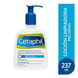 Cetaphil Limpiador Líquido Piel Grasa 237 ml