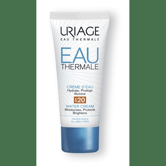 EAU THERMALE Crema de Agua SPF20 40 ml