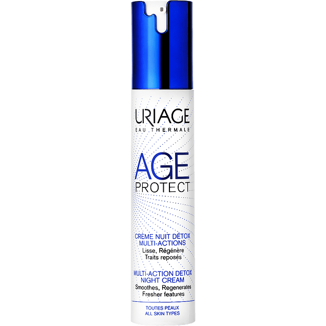 Age Protect Multi-Actions Detox Night Cream