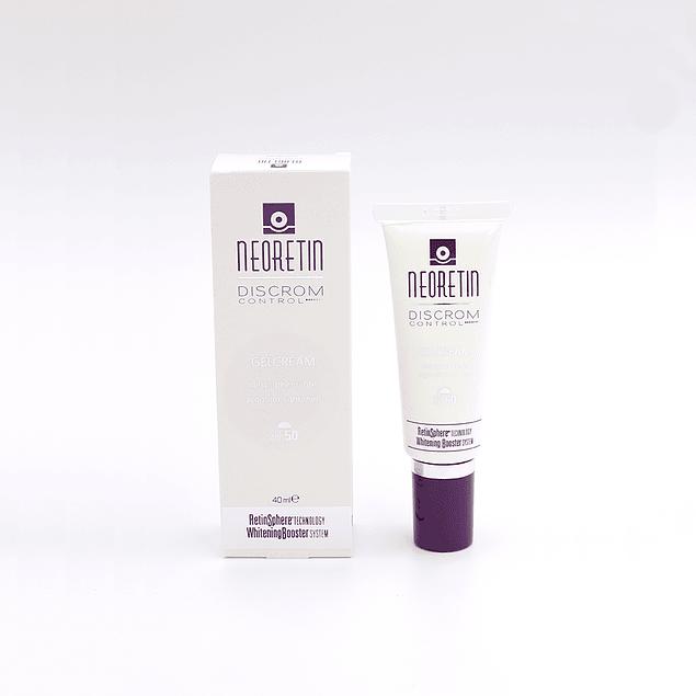 Neoretin Discrom Control Gel Crema SFP 50