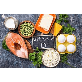Vitamina D3 5000 UI  30 CÁPSULAS