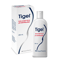 TIGEL SHAMPOO PH CONTROLADO