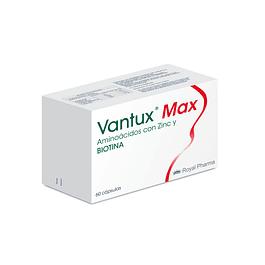 VANTUX MAX CÁPSULAS