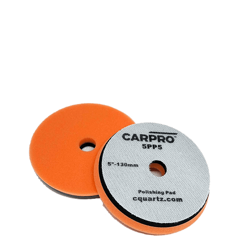 "Orange Polishing Pad 3"" (Corte Medio)"