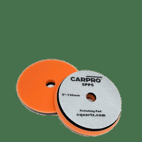 "Orange Polishing Pad 5"" (Corte Medio)"