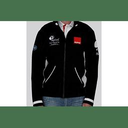 BigFoot Sweatshirt Black Line