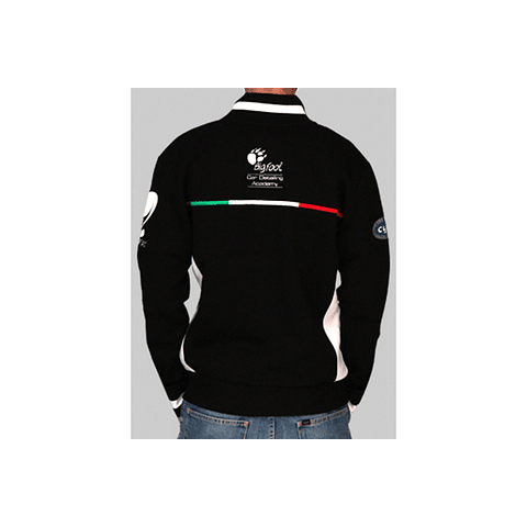 BigFoot Sweatshirt Black Line