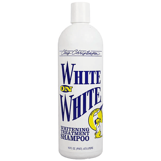 White on White Shampoo