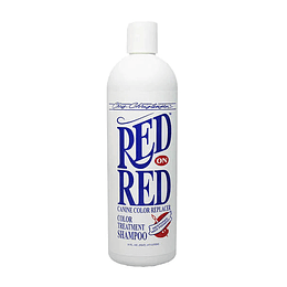 Red on Red Shampoo