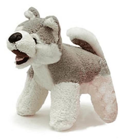 Cachorro de Peluche con Chirriador