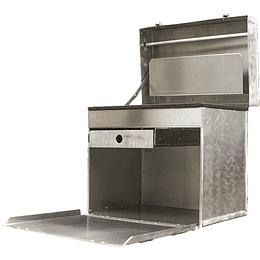 Caja de Aluminio D-Flite Tack Box 400