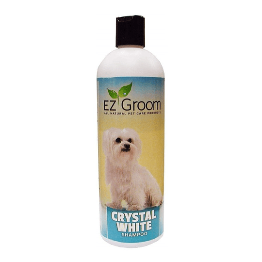 Crystal White Shampoo Blanquedor