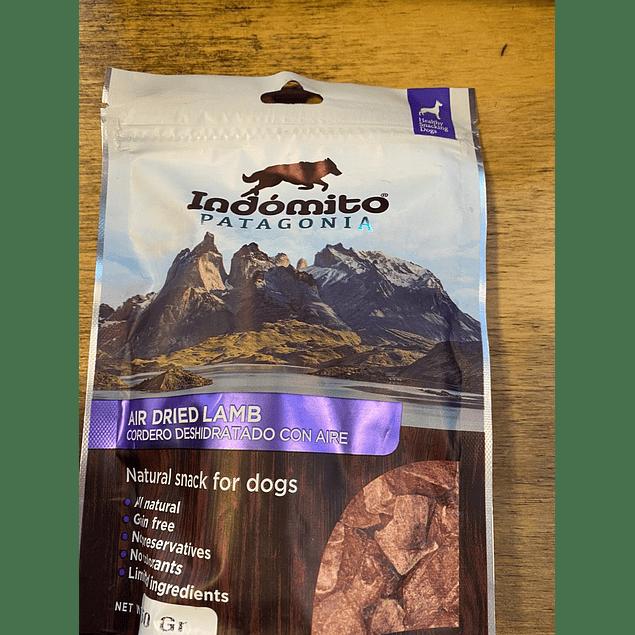 Indómito Patagonia Snack De Cordero Deshidratado