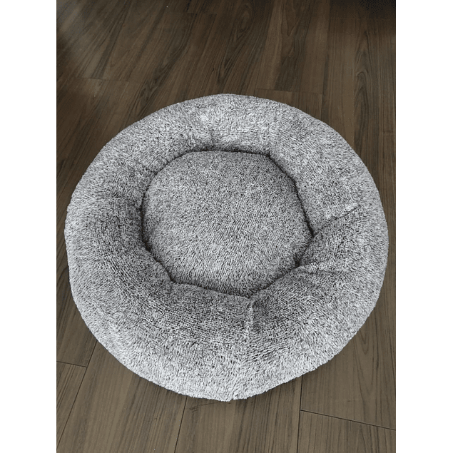 Camas redondas esponjosas talla XL