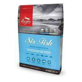 SIX FISH 5.4kg ORIJEN GATO