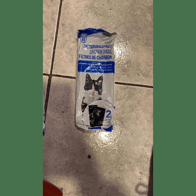 filtro de carbon