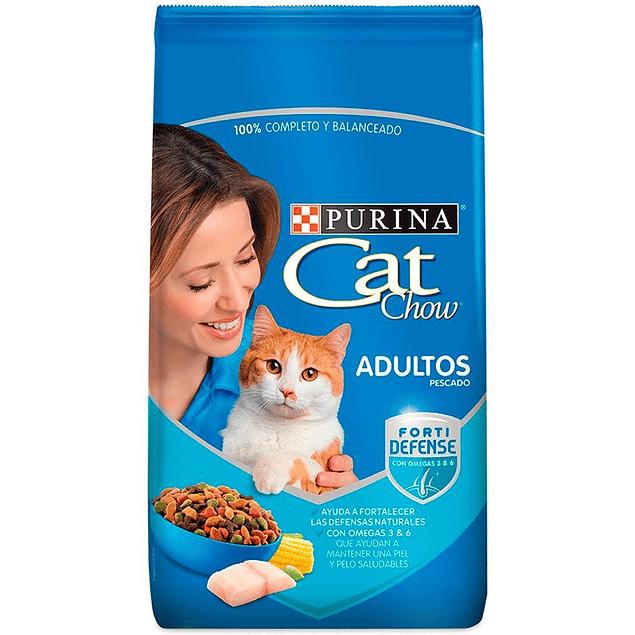 CAT CHOW PESCADO 15KG