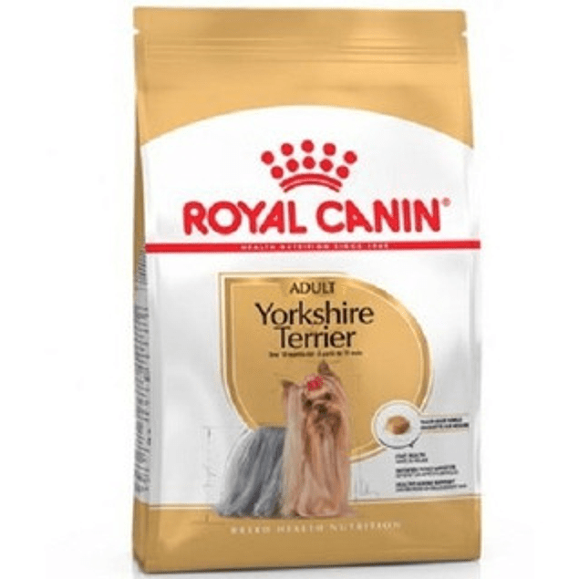 ROYAL CANIN Yorkshire Terrier Adulto 2,5kg