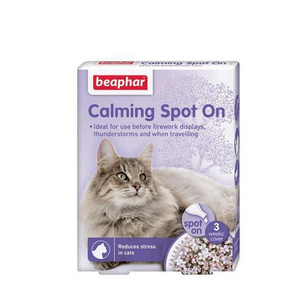 Beaphar Calming Pipeta Spot On para Gato